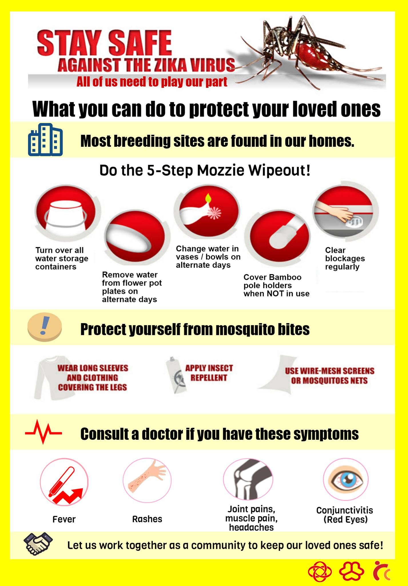 Stay Safe Against Zika Virus